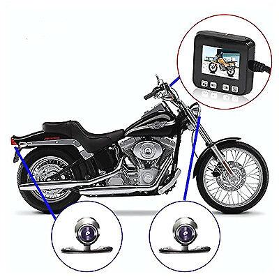 Sykik C6 Motorcycle Biker Action Video Camera Set w/ DVR + 2 HD 720p Cameras