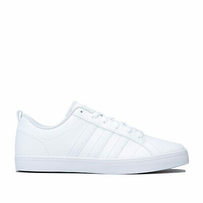 Mens adidas Vs Pace Shoes In White