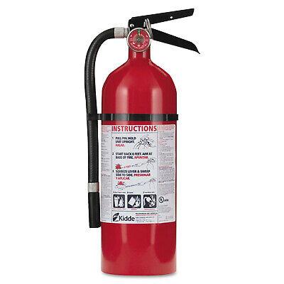 Kidde Pro 210 Fire Extinguisher 4lb 2-a 10-bc Summer Deals New