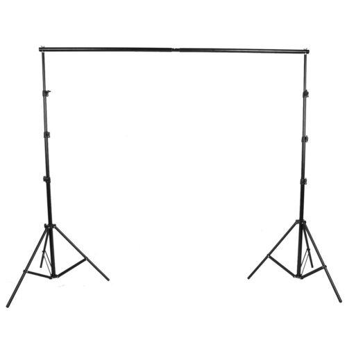 10ft x 7ft Photography Stand Studio Background Backdrop Drape Panel Photo Shoot