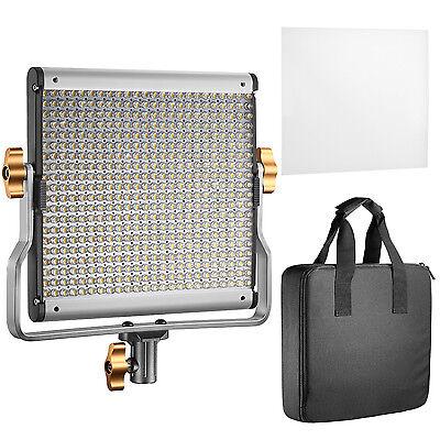 Neewer Dimmable zweifarbige LED mit U-Halterung Professionelles Video-Licht