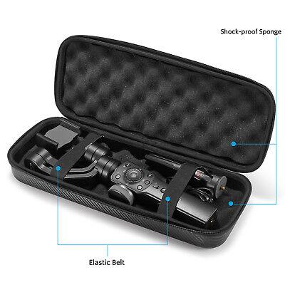 smooth 4 black gimbal stabilizer for smartphones