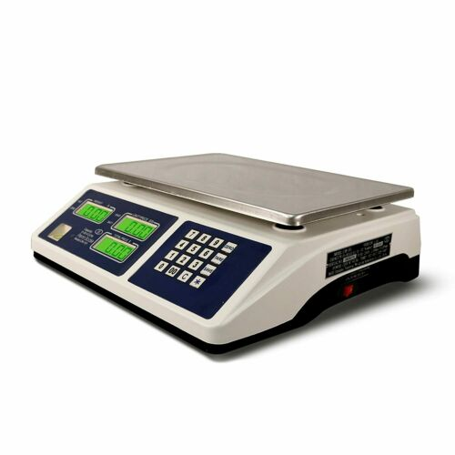 NEW Penn Scale CM101 30LB Digital Price Computing Scale 30 Pound Legal for Trade