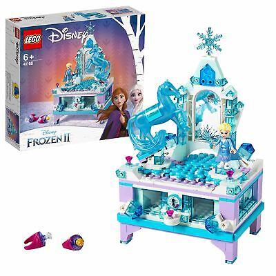 LEGO Disney Frozen II 41168 Princess Elsa's Jewelry Box Creation
