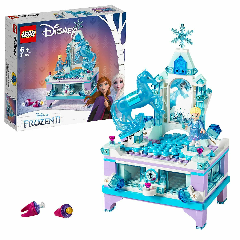 Lego Disney Frozen Ii 41168 Princess Elsa S Jewelry Box
