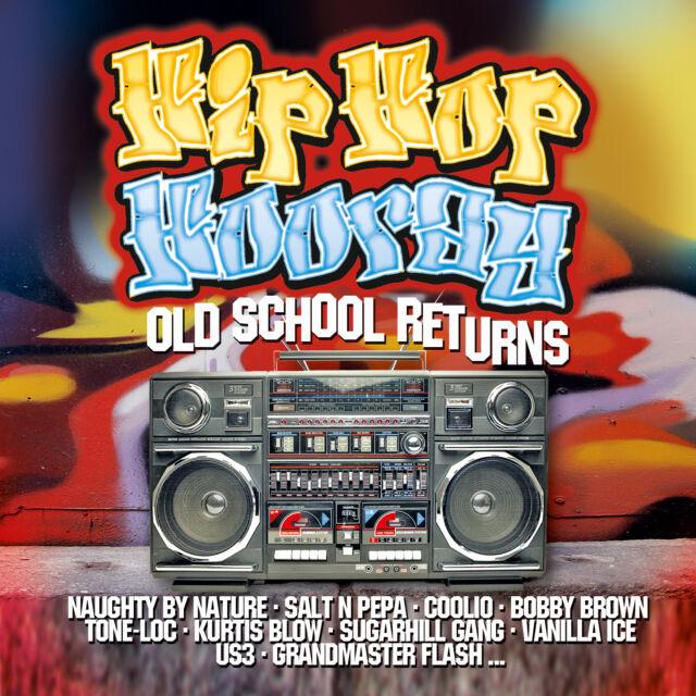 CD Hip Hop Hooray Old School Returns von Various Artists