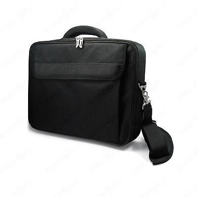 15.4 Laptop-tasche Schwarz (15 zoll Laptop Tasche Laptoptasche von Energmix 38x28x5 cm 15/15,4/15,6 Zoll )