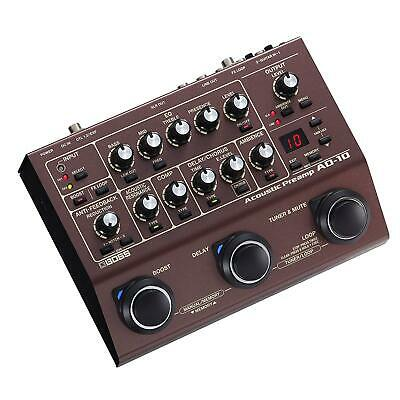 BOSS AD-10 Acoustic Preamp acoustic preamp New in Box
