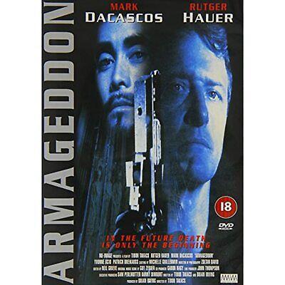 Armageddon [DVD] [1998)