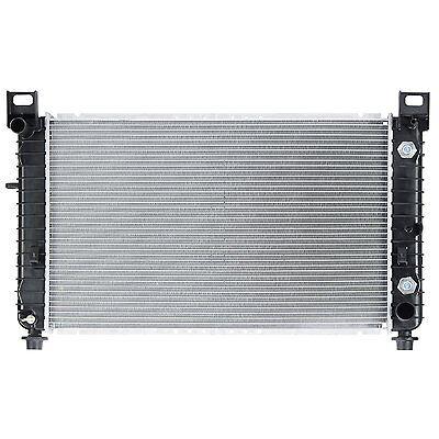 "New Radiator For Silverado Suburban Sierra Tahoe Yukon 4.8 5.3 V8 28"" Wide Core"