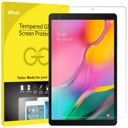 JETech Screen Protector for Samsung Galaxy Tab A 10.1 2019 T510 Tempered Glass