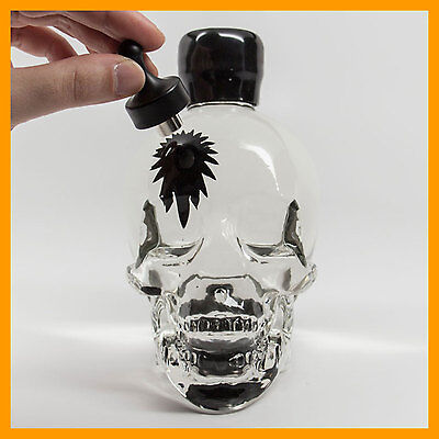 Ferrofluid Magnetic Liquid Display - ZKULL 750 mL | Genuine Concept Zero