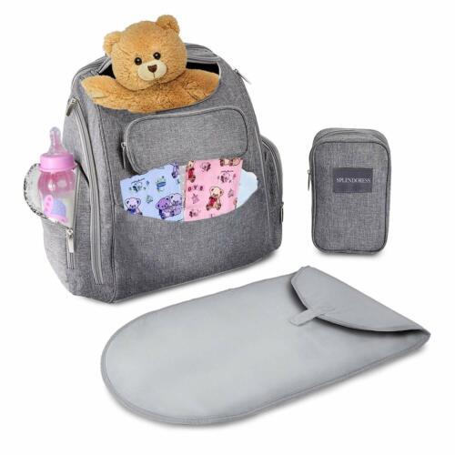 Large Capacity Diaper Bag Mummy Maternity Nappy Baby Travel