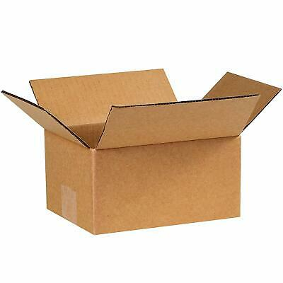 8x6x4 Cardboard Packing Mailing Moving Shipping Boxes Corrugated Box Cartons