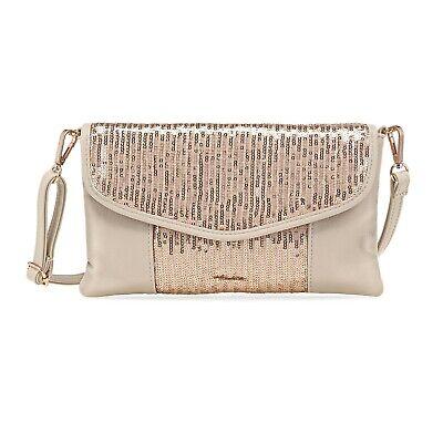Neue Clutch Handtasche Tasche (TAMARIS Damen Handtasche STELLA Clutch Bag Umhängetasche Tasche NEU*UVP 29,95)