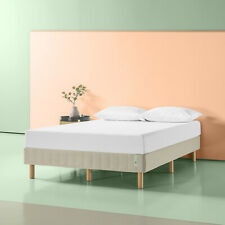 Zinus 14 in Quick Snap Standing Mattress Foundation / Low profile Platform Bed