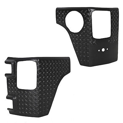 For Jeep Wrangler JK 07-18 Rear Corner Guards Body Armor Corner Cover 4 Door