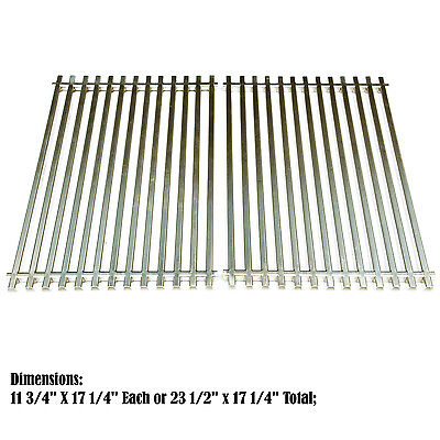Stainless Steel Cooking Grid FS121 Replacement Weber BBQ Gas Grills