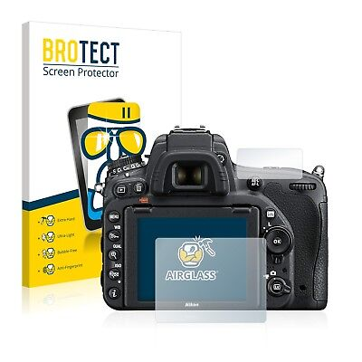 Panzerfolie Nikon D750 Schutzpanzer Glasfolie Schutzglas Displayschutzfolie