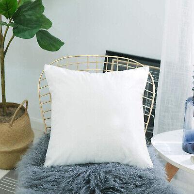Square Home Decor Actual Pillow 16''x16''Throw Pillow Sofa Waist Cushion Pillow