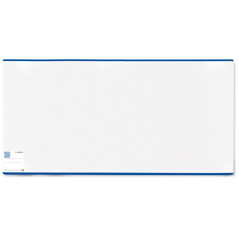 Buchumschlag HERMA Buchschoner transparent Buchhülle verschiedene Größen