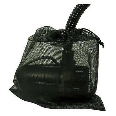 Oase 45394 Pond Pump Shield/Bag-protects intake-filters debris -prefilter mesh