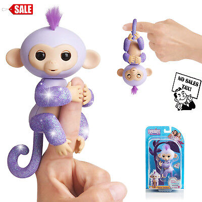 Toys For Girls Kids Finger Monkey for 3 7 8 9 10 Years Olds Age Xmas Gift (Gift For 9 Years Old Girl)