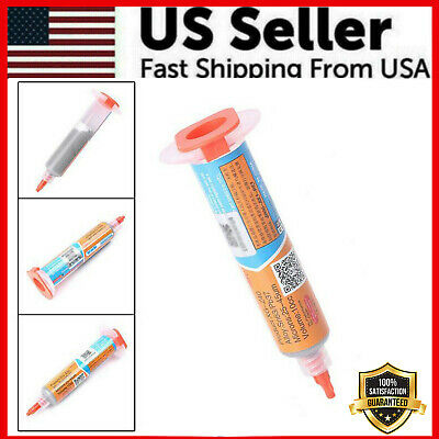 Mechanic Xg-z40 10cc Syringe Solder Paste Flux Sn63pb37 25-45um 10cc Tested