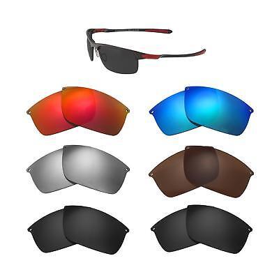 Walleva Ersatzgläser für Oakley Carbon Blade Sonnenbrillen Viele Optionen