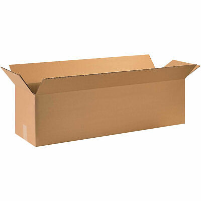 36 X 10 X 10 Long Cardboard Corrugated Boxes 65 Lbs Capacity 200ect-32