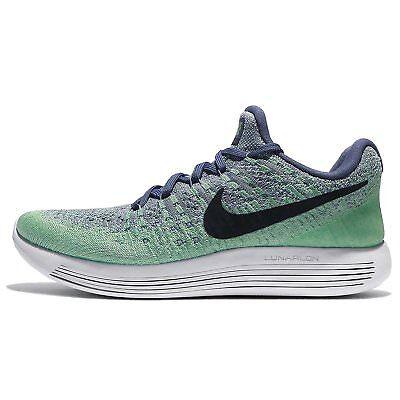NIKE Women Lunarepic Low Flyknit 2 Running Shoe 863780 403 Size 9 RT $160 New