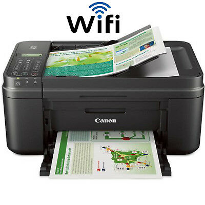 - Canon PIXMA All-in-One Printer Scanner Copier Fax Wireless Printing Machine WiFi