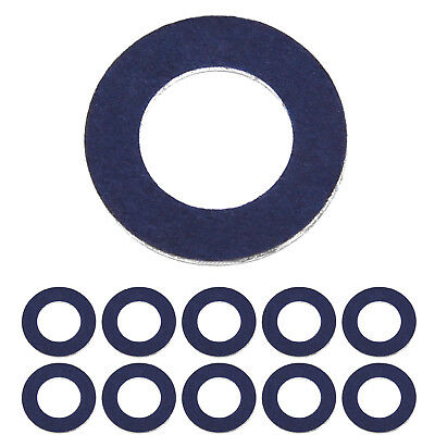 10pcs Oil Drain Plug Washer Gasket Set For TOYOTA LEXUS GENUINE 90430-12031