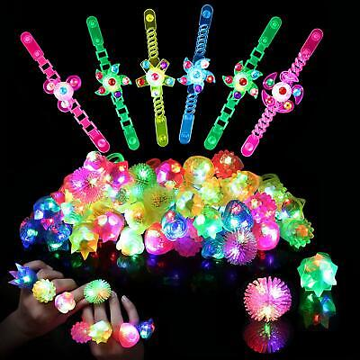 Light Up Ring (Light Up Rings LED Bracelets Party Favors for Kids Birthday 36pk Prizes)