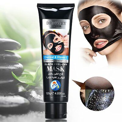 California Charcoal Activated Peel Off Blackhead Mask Natural Women Facial Care