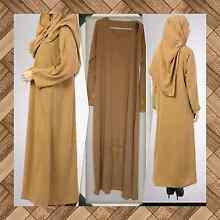 Abaya (brown )