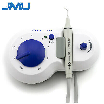 Woodpecker Dental Dte D1 Ultrasonic Scaler Handpiece Satelec Tip 110v Blue