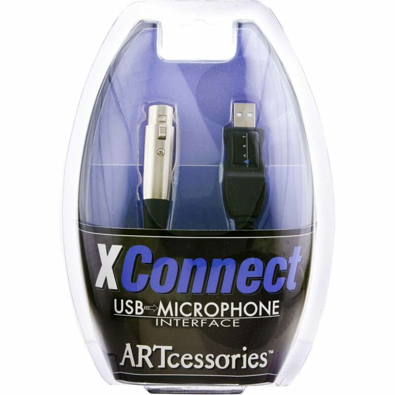 ART XConnect USB to Microphone Cable
