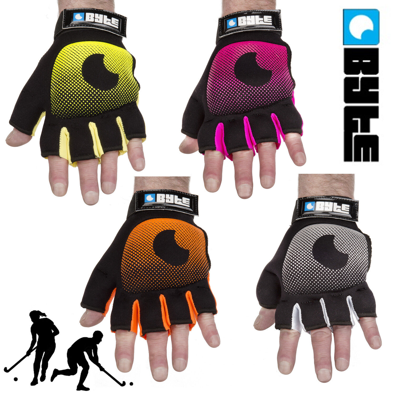 Byte Field Hockey Knuckle Glove Pink