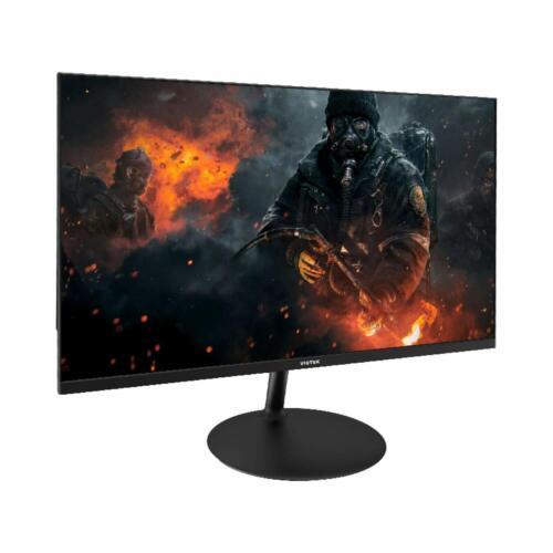 VIOTEK GFV24C 24Inch Ultra-Thin 144Hz Gaming Monitor 1080P FreeSync HDMI DP VESA