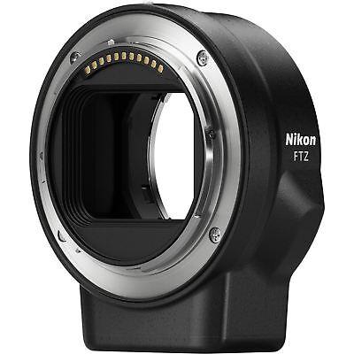 Nikon FTZ Mount Adapter (Nikon F to Z - Mount)