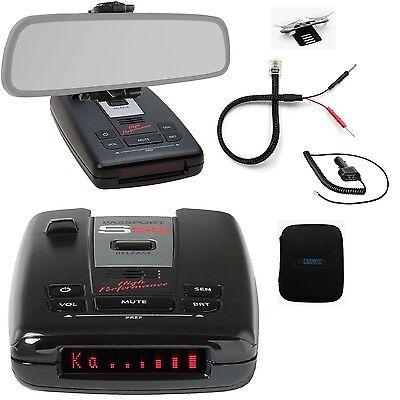 Escort Passport S55 High Performance Radar & Laser Detector Mirror Mounting Kit