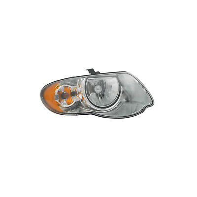 Headlight fits 2005-2007 Chrysler Town & Country  TYC