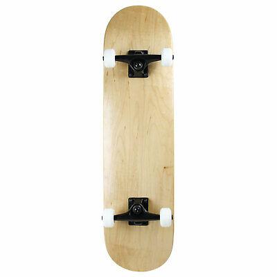 "KPC Pro Skateboard Complete Natural 7.75"""