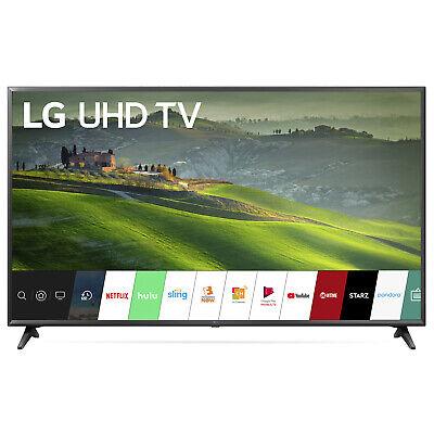 LG 65UM6900 65 inch Smart TV 4K UHD HDR 2160p Full HD TruMotion 120 2019