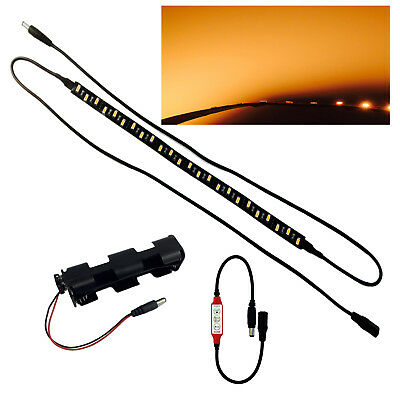 (flame effect led strip light high CRI for theatrical stage filmmaking props 12V)