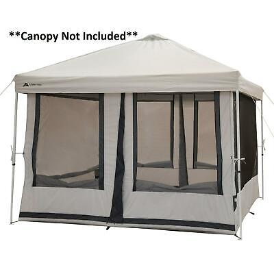 Camping Tent House 7 Person 2 in 1 Screen House Outdoor Tent with 2 Doors