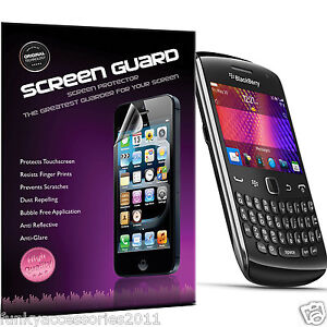 2 Pack Screen Protector✔Excellent Scratch Protection✔BlackBerry Curve 9360