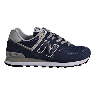 New Balance 574 Men's Shoes Navy-Grey ML574-EGN