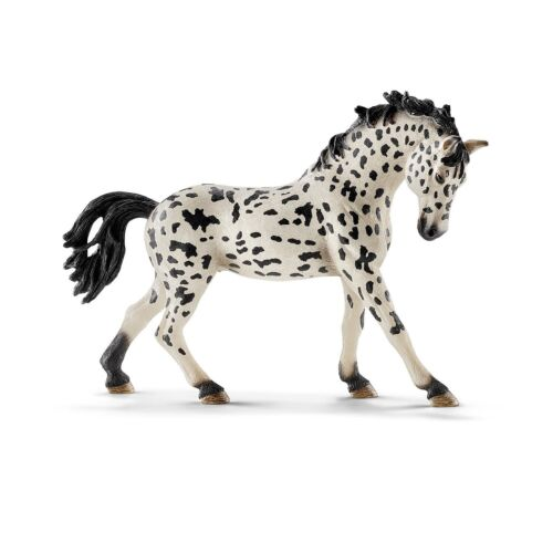 KNABSTRUPPER MARE BY Schleich/ toy horse/ spotted/ 13769